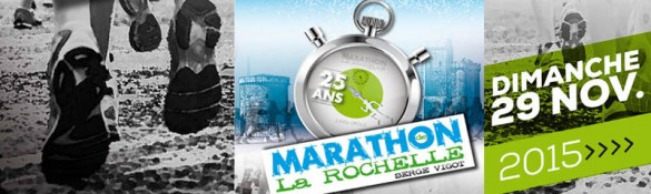marathon la rochelle 2015