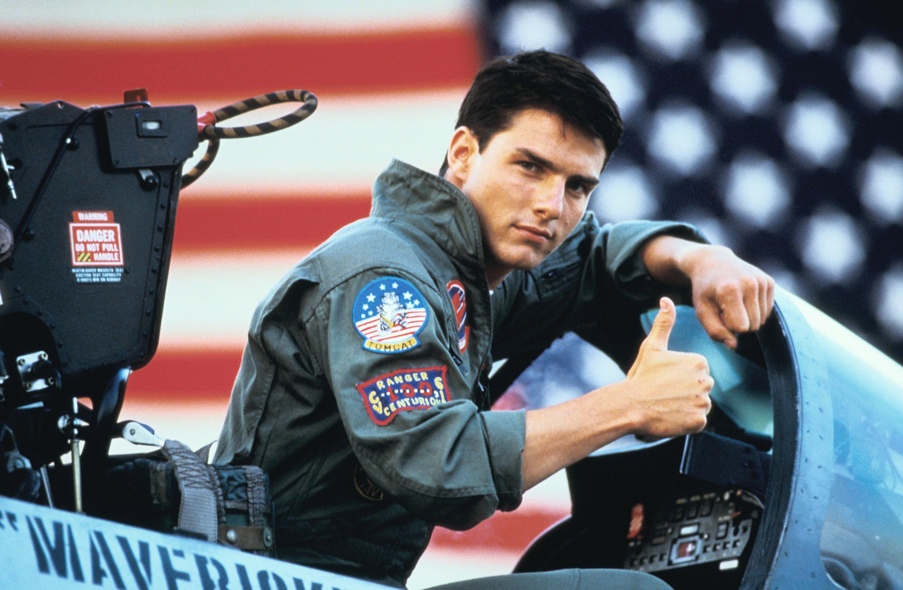 Pour des problèmes d'agenda, Maverik de Top Gun ne viendra pas, mais il approuve ce spectacle !