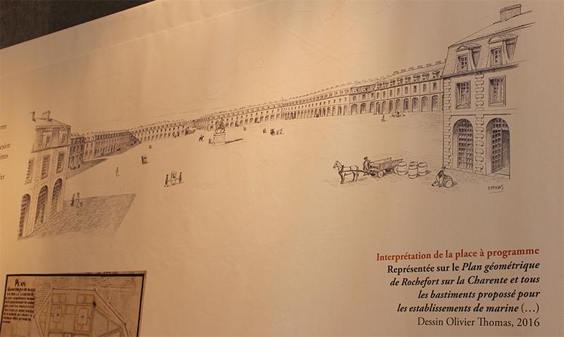 Expos Rêves de ville - Musée Hebre de Saint-Clément à Rochefort