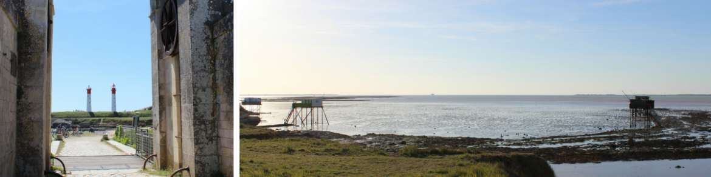 Image à la Une article Ile d'Aix et île Madame