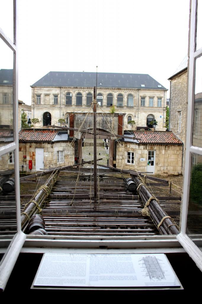 Radeau de la Méduse - Musée de la Marine Nationale Rochefort
