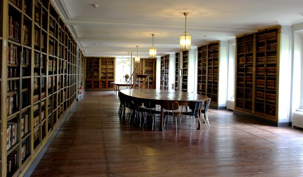 Bibliothèque de l'Ancienne Ecole de Médecine Navale