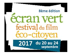 Logo festival Ecran Vert