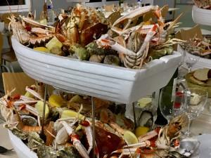 Plateau des fruits de mer