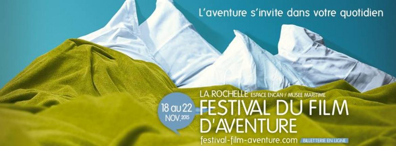 affiche Festival du Film d'Aventure 2015