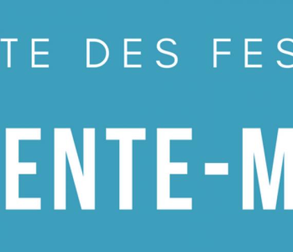 Bannière pour image à la une Route des Festivals en Charente-Maritime