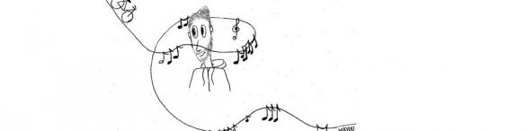 Image à la une Cyclotour d'Europe Musical - Alexandre Hagenmuller