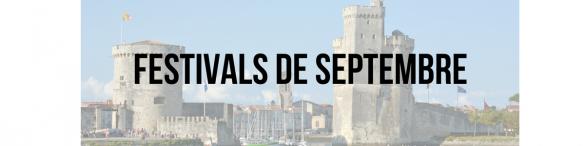 Festival de Septembre La Rochelle